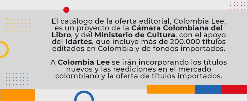 Información sobre Colombia Lee